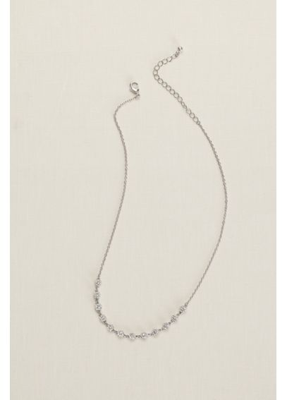 Pace Circle Line Necklace 400559N002