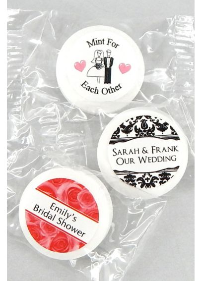 Personalized Classic Wedding Life Savers Mints 4027000