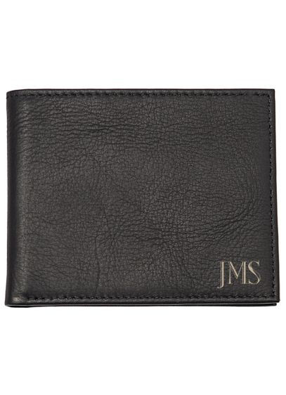 Personalized Bi-Fold Wallet with Tool - Wedding Gifts & Decorations