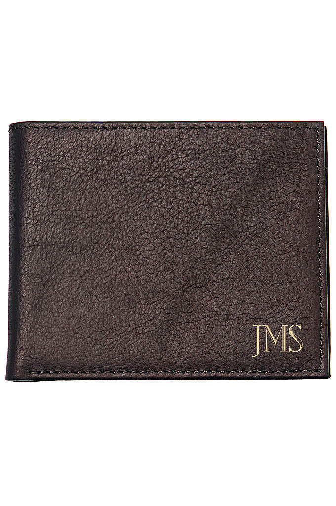 Personalized Bi-Fold Wallet with Tool - For the simple guy in your life, our