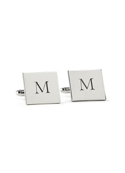 Personalized Square Cufflinks - Wedding Gifts & Decorations