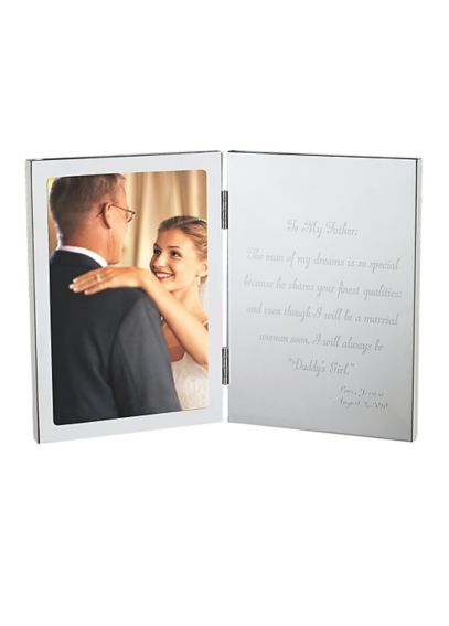 Personalized To My Father Tablet Frame 4109-0201