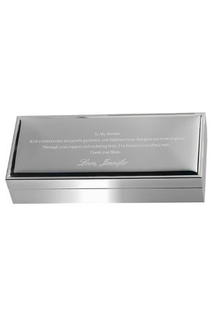 Personalized Mother's Memory Box - Imagine how touched your mother will be when