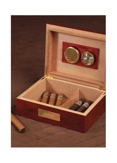 Personalized Cigar Humidor 41861112