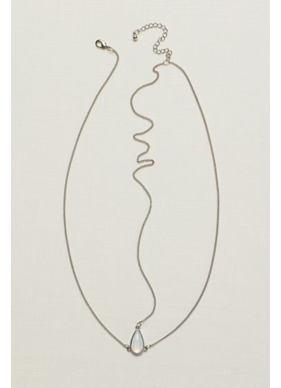 Opal Medallion Goddess Headband - Wedding Accessories