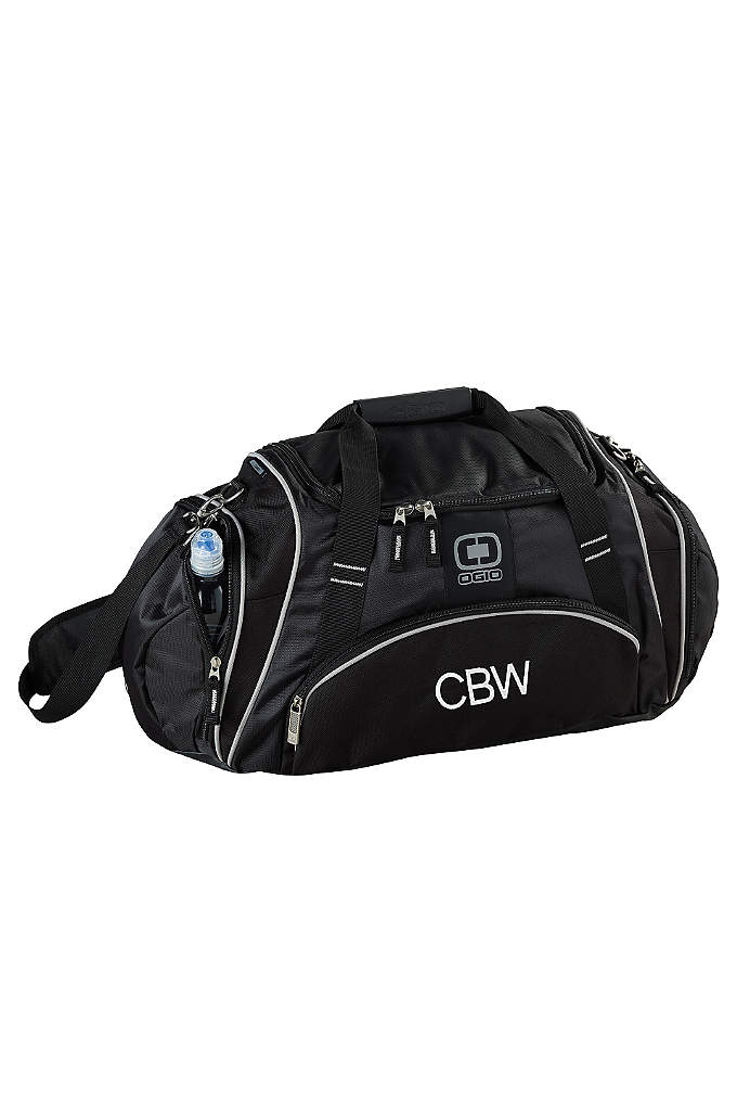 DB Exclusive Personalized Ogio Gym Bag - The perfect companion for the gym, work trips