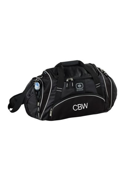 DB Exclusive Personalized Ogio Gym Bag - Wedding Gifts & Decorations