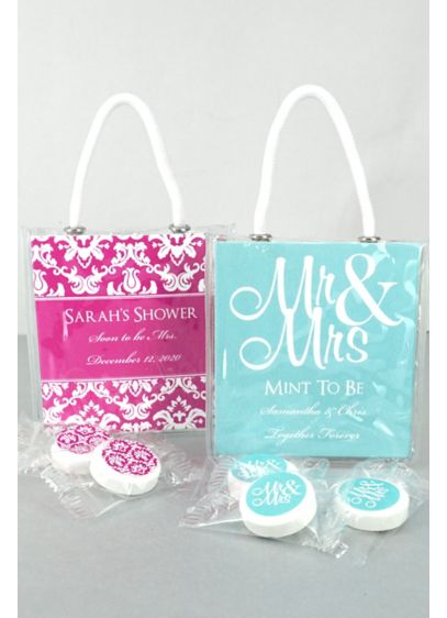 (DB Exclusive Life Savers Mint Mini Gift Tote Favor)