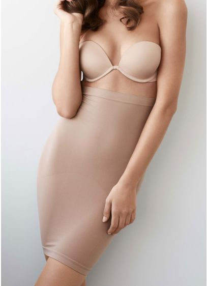 Body Wrap Seamless Half Slip - Wedding Accessories