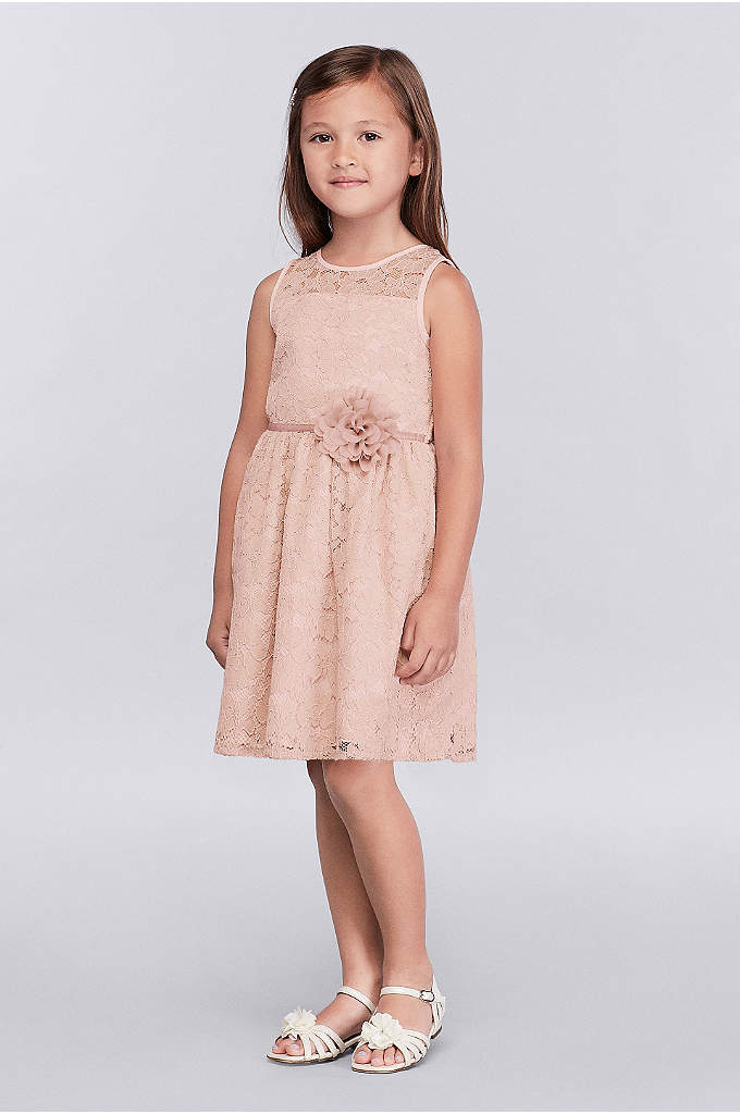 Junior & Girls Bridesmaid Dresses | David's Bridal