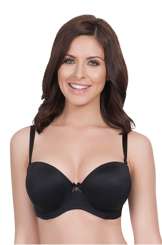 Parfait Jeanie Strapless Convertible Bra - Able to be worn five different ways, this
