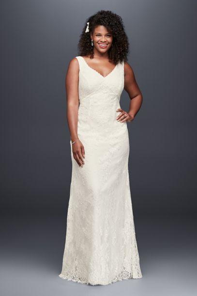 Casual &amp- Informal Wedding Dresses - David&-39-s Bridal