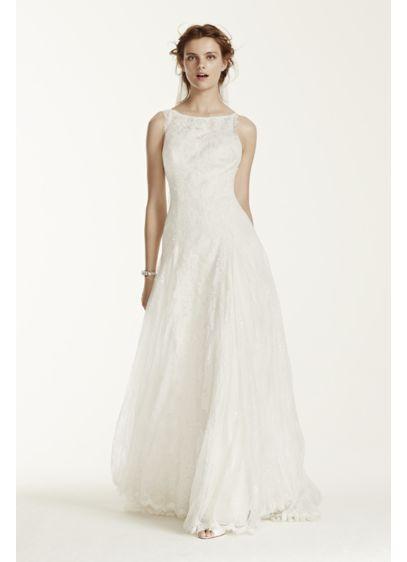 Long A-Line Wedding Dress - Melissa Sweet