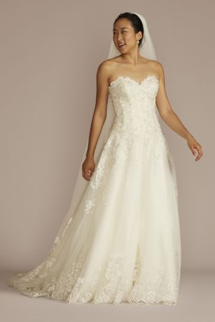 Beaded Lace Wedding Gowns