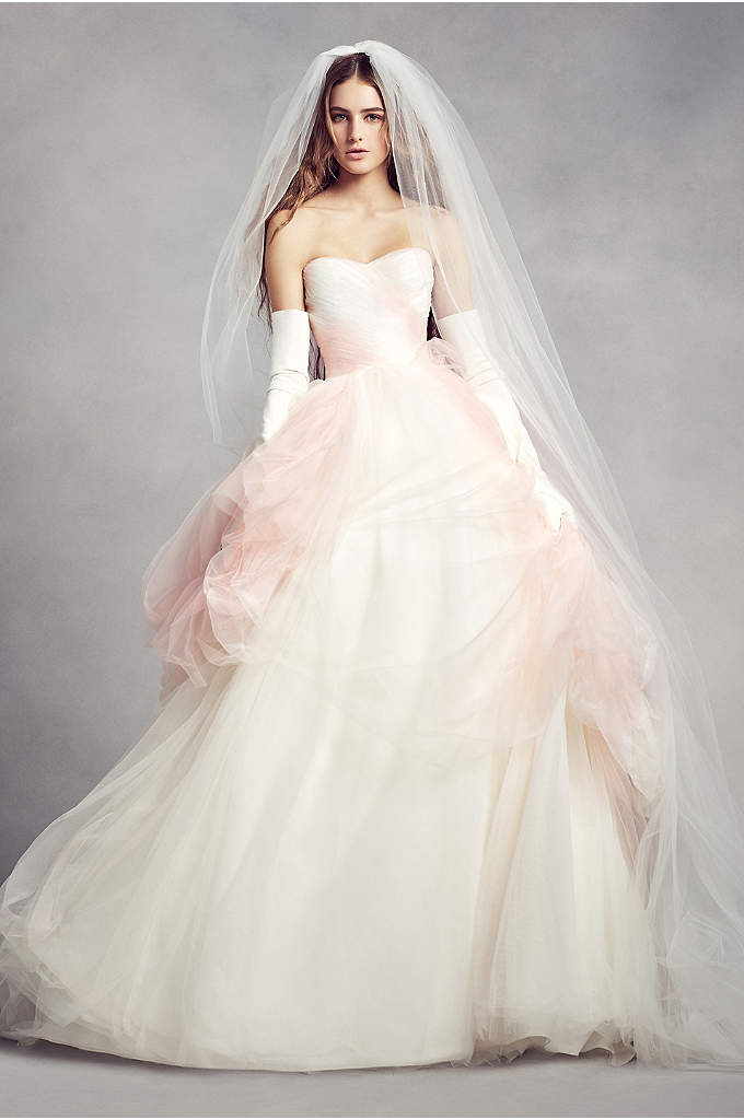 White By Vera Wang Halter Tulle Wedding Dress  David's Bridal. Princess Wedding Gown.com. Unique Wedding Guest Dresses. Long Sleeve Wedding Dresses Muslim. Beach Wedding Dresses Uk 2012. Wedding Dress Designer In Bridesmaids Movie. Ball Gown Wedding Dresses Usa. Simple Wedding Dresses Winter. Blue Knee Length Wedding Dresses