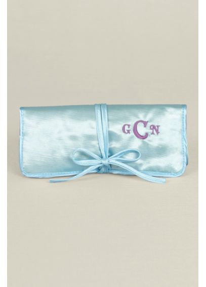 DB Exclusive Personalized Jewelry Roll 50-2443
