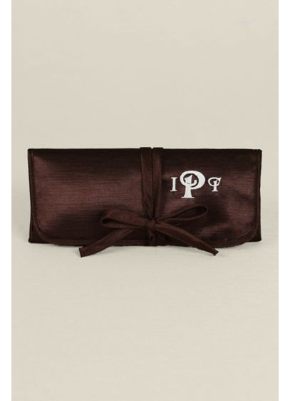 DB Exclusive Personalized Jewelry Roll - Wedding Gifts & Decorations