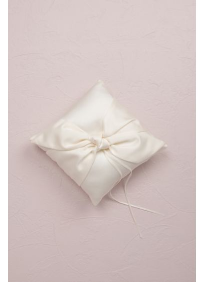 Tie The Knot Ring Bearer Pillow - Wedding Gifts & Decorations