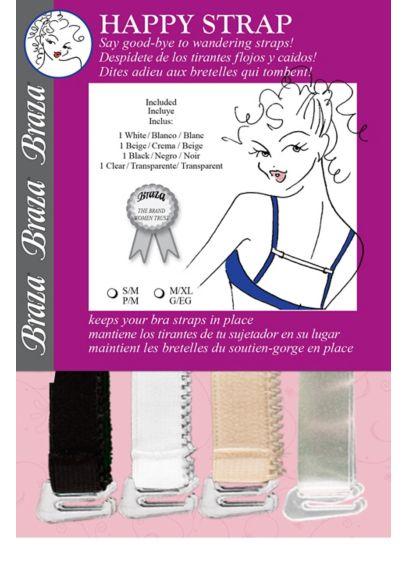 Braza Happy Strap Adjustable Bra Converter - Wedding Accessories