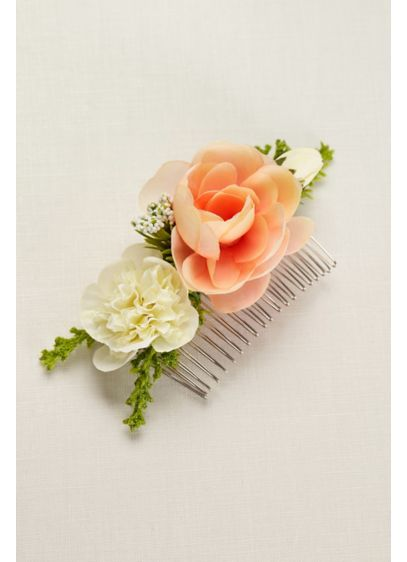 Flower Comb - Wedding Accessories