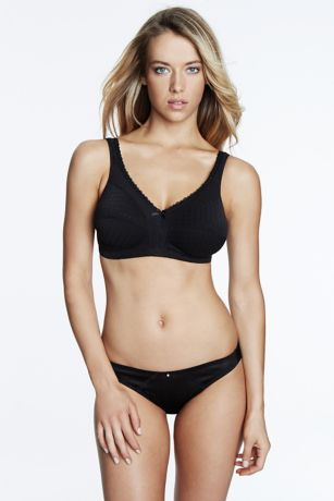 Dominique Soft Cup Comfort Bra - Softness that feels like a second skin &