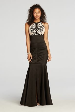 Ruched Prom Dresses