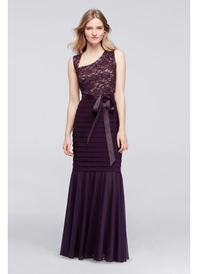 Long Mermaid/ Trumpet Tank Formal Dresses Dress - RM Richards