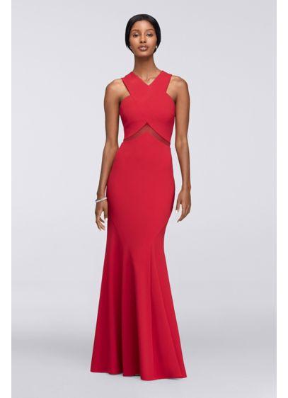 Long Mermaid/ Trumpet Formal Wedding Dress - Cachet