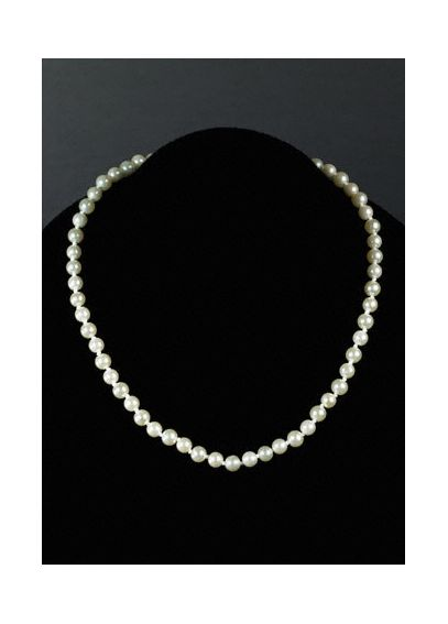 Classic Pearl Hand-Knotted Necklace 600/N