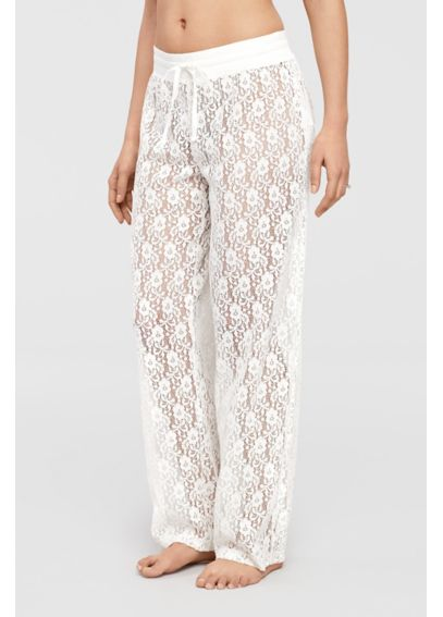 Lace Lounge Pants 6021KP
