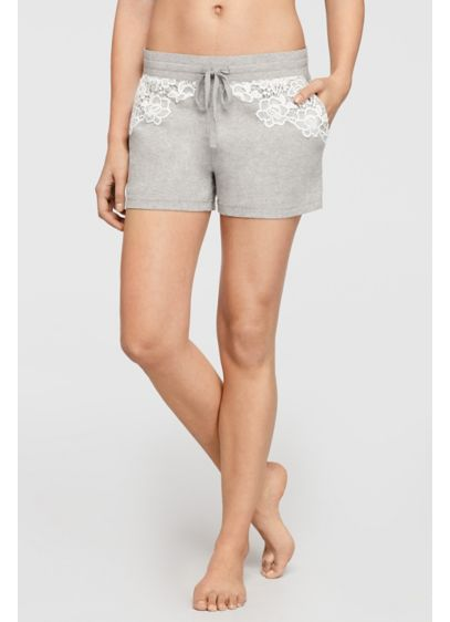 Lounge Shorts with Lace - Wedding Gifts & Decorations