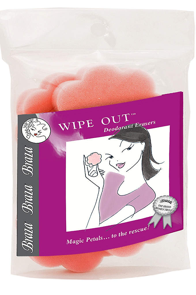 Braza Wipe Out Deodorant Remover - Deodorant on your clothes: one of the most