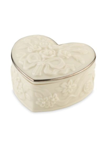 Lenox Heart Box Favors Set of 10 6141931