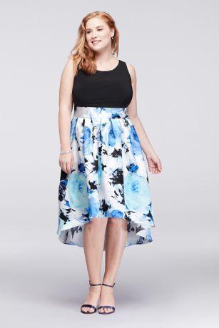 S l fashions black dress turquoise