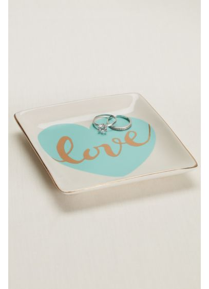 Blue (Love Ring Dish)