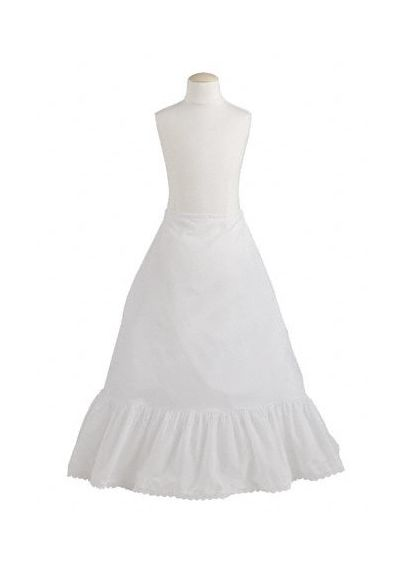 Flower Girl Medium Fullness A-Line Slip 701