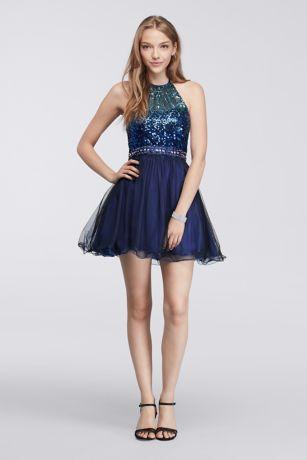Short Ombre Dress