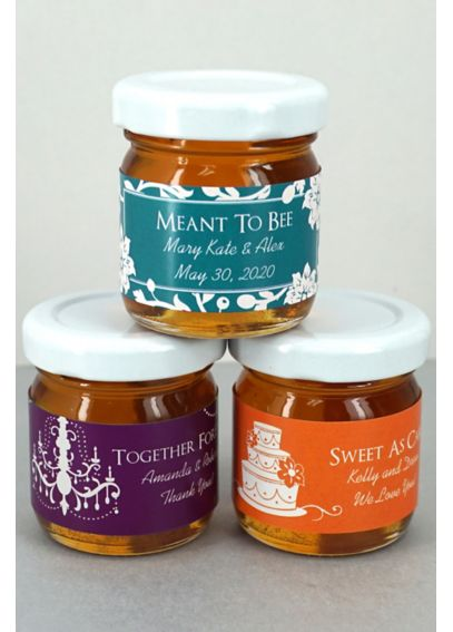 DB Exclusive Personalized Wedding Honey Favors 7058000DB