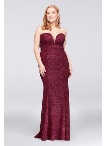 Long Mermaid/ Trumpet Formal Wedding Dress - Xscape