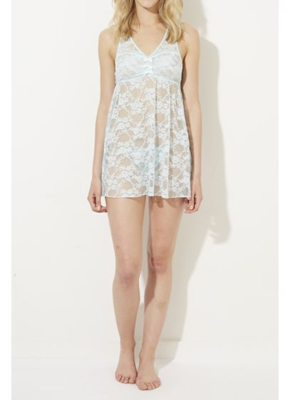 Betsey Johnson Lace Babydoll - Wedding Accessories