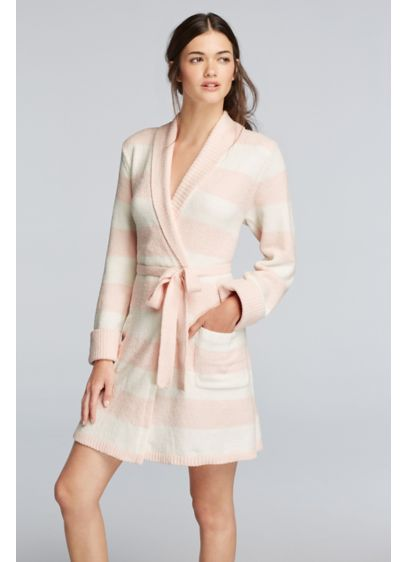 Betsey Johnson Cozy Sweater Robe - Wedding Gifts & Decorations