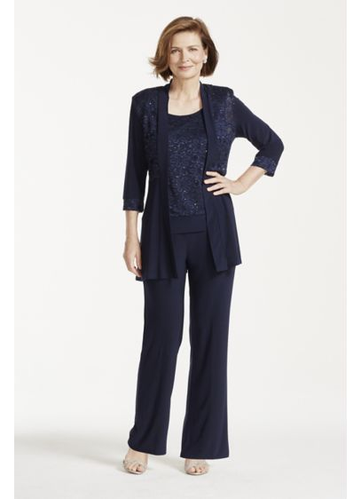 Long Sheath Jacket Mother and Special Guest Dress - RM Richards