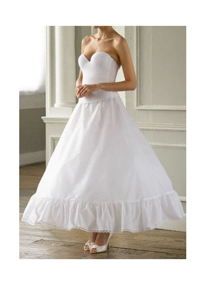 Full Bridal Ball Gown Slip - Wedding Accessories