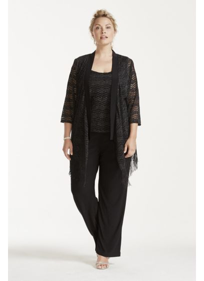 Long Jumpsuit Jacket Mother and Special Guest Dress - RM Richards