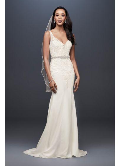 Long Mermaid/ Trumpet Sexy Wedding Dress -