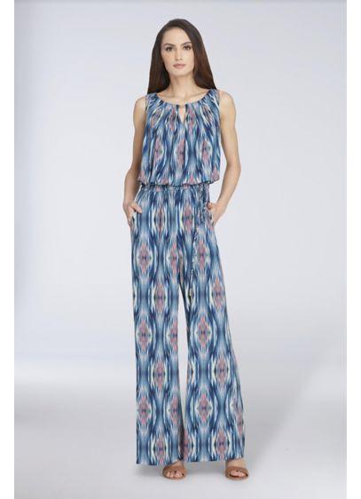 Long Jumpsuit Not Applicable Formal Dresses Dress - Tahari ASL