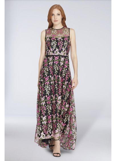 High Low Ballgown Not Applicable Formal Dresses Dress - Tahari ASL