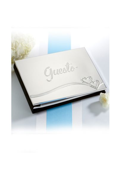DB Exclusive Lenox Eternal Love Guest Book 829752