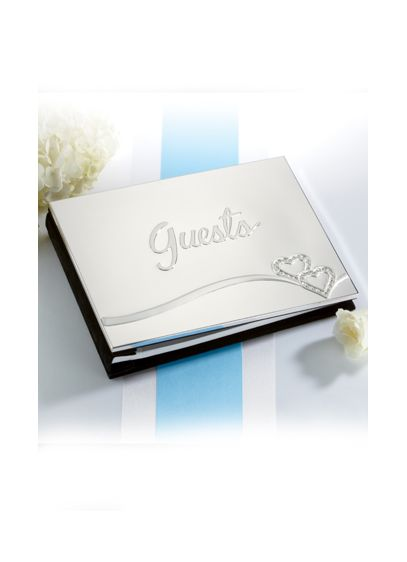 DB Exclusive Lenox Eternal Love Guest Book - Wedding Gifts & Decorations