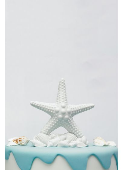 Starfish Cake Topper - Wedding Gifts & Decorations